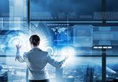 Nieuwe technologieën — Stockfoto