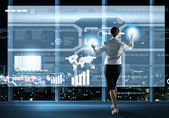 New technologies — Stock Photo