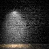 Světelný bod — Stock fotografie