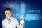 Innovation technologies — Stock Photo