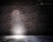 światło na miejscu — Zdjęcie stockowe