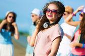 Jong meisje — Stockfoto