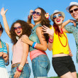 Group of young people — Stock Photo #41312329
