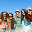 Group of young people — Stock Photo #41313317