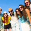 Group of young people — Stock Photo #41314117