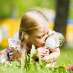 Girl in park — Stock Photo #41318193