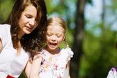Anne ile çocuk — Stok fotoğraf