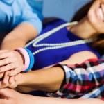 Friendship gesture — Stock Photo #41323617