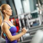 Cardio workout — Stock Photo #41327939