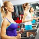 Cardio workout — Stock Photo #41328071