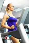 кардио тренировки — Стоковое фото