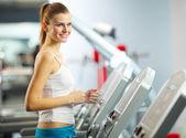 Cardio workout — Stock Photo