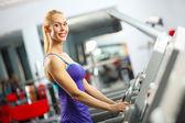 Trening cardio — Zdjęcie stockowe
