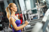 Cardio workout — Stock fotografie
