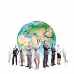Business teamwork — Stock Photo #41795583