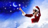 Festeggia il capodanno — Foto Stock