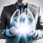 Innovation in medicine — Stock Photo