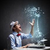 Kreative inspiration — Stockfoto