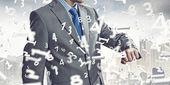 Business time — Foto de Stock