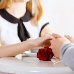 Romantic date — Stock Photo #50084751