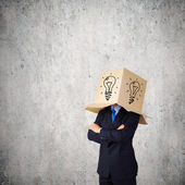 Neue idee — Stockfoto