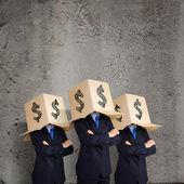 Reichtum-konzept — Stockfoto