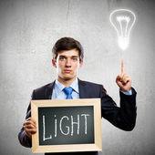 Business ideas — Foto de Stock