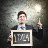 Business ideas — Stock Photo