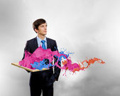 Creativity concept — Stock Photo
