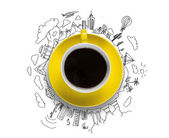 Coffee time — Stockfoto