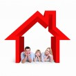Mortgage concept — Stock Photo #50175363