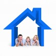 Mortgage concept — Stock Photo #50175381