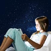 It's bedtime — Stock Photo
