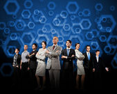 Business people group — Stock Photo