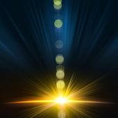 Knoll light — Stock Photo