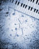 Concepto de la música — Foto de Stock