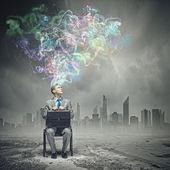 Kreativität-konzept — Stockfoto