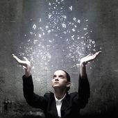 святой предприниматель — Стоковое фото