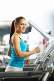 Cardio workout — Stock Photo