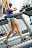 心肺機能トレーニング — ストック写真
