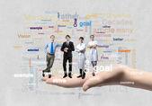 Team di business — Foto Stock