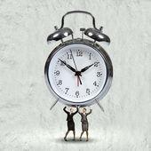 Koncept času — Stock fotografie