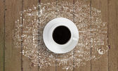 It's coffee time — Stock Photo