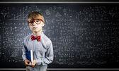 Scolaro intelligente — Foto Stock
