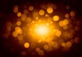 Bokeh lights — Stock Photo