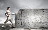 Overcoming challenges — Stock Photo