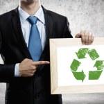 Recycle concept — Stock Photo #50850371