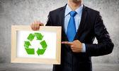 リサイクルの概念 — ストック写真