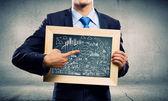 Strategia biznesowa — Zdjęcie stockowe