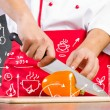 Food preparation — Stock Photo #50952365